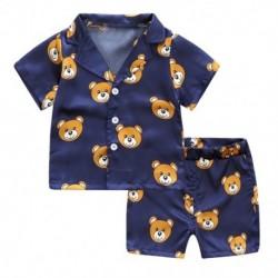 2 részes póló nadrág pizsama fiú szett