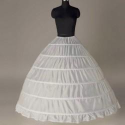 1x menyasszonyi ruha abroncs 6 karikás