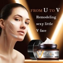 30 g krém hidratáló, bőrápoló, zsírégető karcsúsító V alakú arckrém