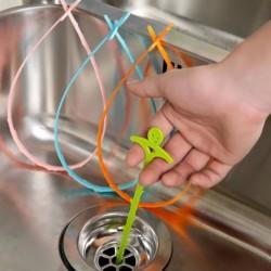 1db 51 cm-es konyhai fürdőszoba mosogató csővezeték-tisztító