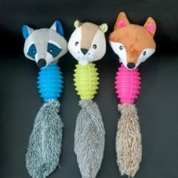 1x Tartós kutya játékok rágóka harapásálló játék nagy, kicsi, közepes méretű kutyák számára