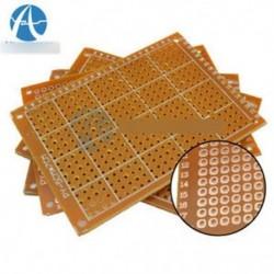 5db 5 x 7 cm DIY Prototípus Papír NYÁK fr4 Univerzális panel prototípus PCB készlet