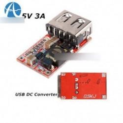 Finom 6-24V 12V / 24V - 5V 3A CAR USB töltő modul DC Buck lépésről lépésre