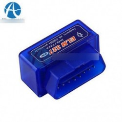 Mini ELM327 szkenner - ELM327 V2.1 OBD2 II Bluetooth Diagnostic Car Interface 5V 3A Step Down Converter