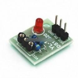 2db Új DS18B20 hőmérséklet érzékelő árnyékoló modul DS18B20 chip nélkül