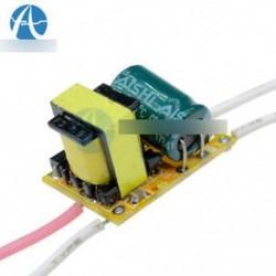 Nem vízálló LED Chip Driver tápegység-meghajtó Transformátor AC 85-265V 3W