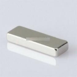 1 db N35 30x10x5 mm - 5 / 10db Super Round Erős hűtőszekrény mágnesek ritkaföldfém neodímium mágnes N50 N52