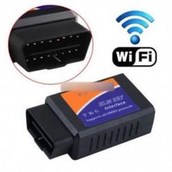 ELM327 WiFi szkenner - ELM327 WiFi OBDII OBD2 autó diagnosztikai szkenner kódolvasó eszköz az iOS és Android
