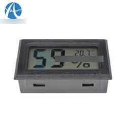 Digitális LCD beltéri hőmérséklet páratartalom mérő hőmérő Higrométer