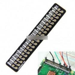 GPIO Pin referencia PCB kártya Raspberry Pi 2-re megkülönböztethető B / B   modell