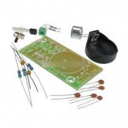 80MHz-108MHz FM rádió adó modul vezeték nélküli mikrofon rádióállomásra