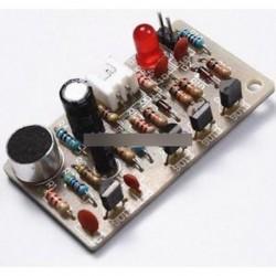 ICSK050A Stabil DIY készlet Clap kapcsoló Suite hangérzékelő DIY elektronikus gyártás