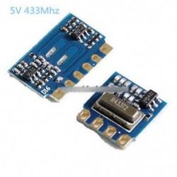 H5V4D 5V 433MHz MINI vezeték nélküli adómodul   vevőmodul adó-vevő
