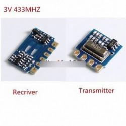 433MHz 3V MINI vezeték nélküli adómodul   vevőegység adó-vevő
