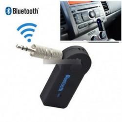 Bluetooth zenei vevő V3.0 - 3.5 mm-es Bluetooth AUX Audio Mono fekete / fehér zene otthoni autós vevőadapter 3.0