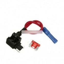 Micro - 12V ACS Adjunk hozzá egy áramköri biztosítékot Micro / Mini / Standard TAP adapterblokk biztosítéktartó 10A
