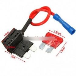 Alapértelmezett - 12V ACS Adjunk hozzá egy áramköri biztosítékot Micro / Mini / Standard TAP adapterblokk