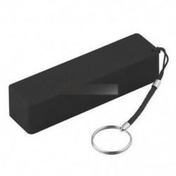 Fekete - Kék / zöld / sárga / fekete USB tápfeszültségű bank tok készlet 18650 akkumulátor töltő DIY doboz
