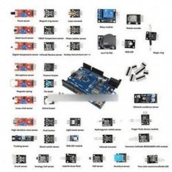 37 in 1 érzékelő modul készlet   mini USB UNO R3 ATmega328P CH340 kártya