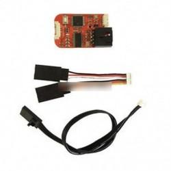FPV repülésvezérlő N1 OSD modul DJI NAZA V1 V2 NAZA Lite GPS segédprogramhoz