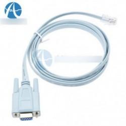 Konzolkábel RJ45 - DB9 CabConsole 72-3383-01 a Cisco Switch Routerhez