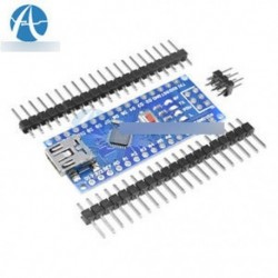 USB Nano V3.0 ATmega328 16M 5V mikrovezérlő CH340G kártya Arduino