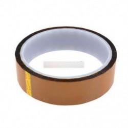 Ragasztószalag magas hőmérsékletű hőálló poliimid 25 mm x 30M