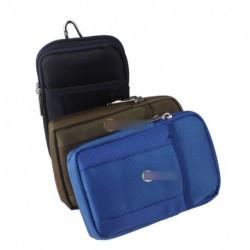 Színes hordozható 2 cipzáras design tokos táska Tokos táska telefonhoz Samsung HTC