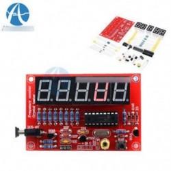 DIY Kits 1Hz-50MHz Crystal Oscillator frekvencia számláló digitális LED PIC