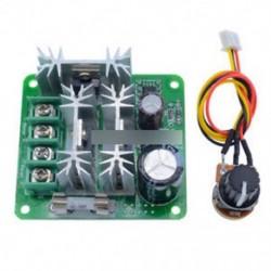 6-90V 15A egyenáramú motor fordulatszám-szabályozó impulzusszélesség PWM sebességszabályozó kapcsoló