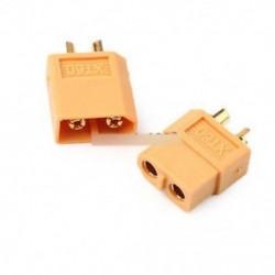 20PCS 10Pairs XT60 Férfi és női golyócsatlakozó dugók RC LiPo akkumulátorhoz