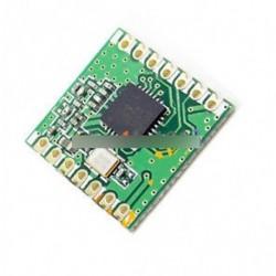 2PCS RFM69CW vezeték nélküli adóvevő 433Mhz HopeRF RFM69W-433S2 RFM12B kompatibilis