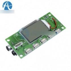 FM-adó 87-108 MHz-es DSP PLL digitális vezeték nélküli panel mikrofon sztereó modul