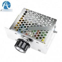 4000W 220V AC SCR motor fordulatszám-szabályozó modul feszültségszabályozó Dimmer