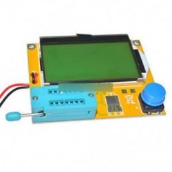 Mega328 LCR-T4 ESR tranzisztor tesztelő dióda Triode kapacitás SCR induktivitás