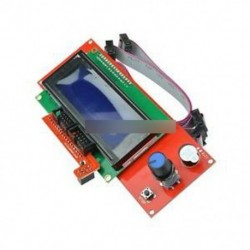 2004 20 * 4 LCD kijelző 3D nyomtatóvezérlő   Adapter RAMPS-hez 1.4 Repend Mendel