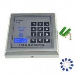 Biztonság RFID Proximity Entry ajtózár Access Control System 500 felhasználó  10 kulcs