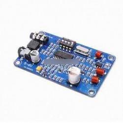 BH1417 0.5W digitális rádióállomás PLL vezeték nélküli sztereó FM adómodul 200M