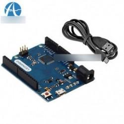2db Leonardo R3 Pro Micro ATmega32U4 kártya Arduino kompatibilis IDE   szabad kábel
