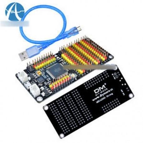 Micro-Control ATMEGA16U2 ATMEGA2560 R3 Fejlesztőkártya Arduino kábellel