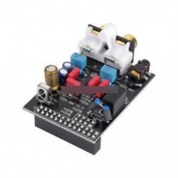 Keskeny - PCM5122 HIFI DAC audio hangkártya modul I2S LED interfész a Raspberry Pi