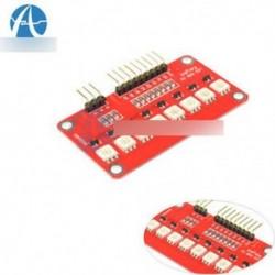 10db teljes szín RGB LED modul LED SCM nyomtatott áramköri modul Arduino