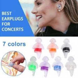 Zajszűrő füldugók Alvó tanulmányi koncert Hallásbiztos hallásvédelem Szilikon füldugók
