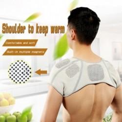 Önt önmelegítő turmalin váll mágneses terápia támogató  testtartásjavító masszázs