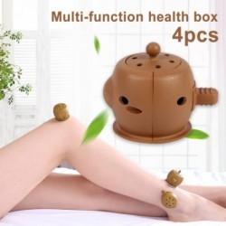 4dbos Moxibustion Box Kínai Moxabotok Égőmelegítő Akupunktúrás Pontterápia Gynaecopathia