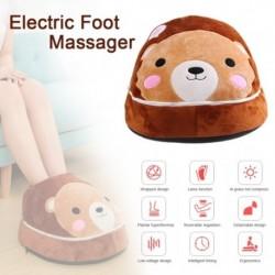 220 V aranyos lábmasszírozó gép háztartási meleg kompressziós fizioterápiás fájdalomcsillapító flanel