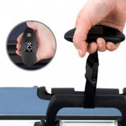 90 font hordozható elektronikus digitális poggyászmérleg