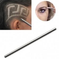 Professzionális gravírozott szakállú haj olló szemöldökfaragás toll Tetoválás fodrász