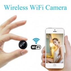 Mini kém kamera vezeték nélküli Wifi IP otthoni biztonság HD 1080P DVR Night Vision Remote