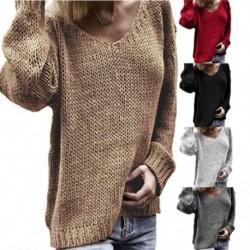 Női Valakú, hosszú ujjú kötöttáru Lady Laza, kötött pulóver